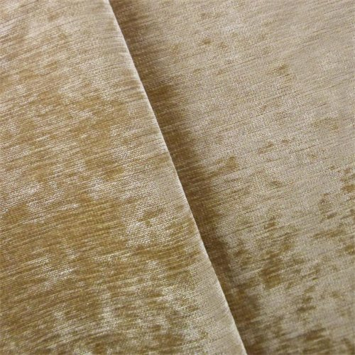 Velvet Biscotti - Biscotti Beige Braemore Chenille Velvet Home Decorating Fabric, Fabric by The Yard