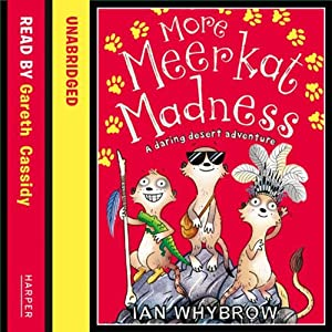 More Meerkat Madness Audiobook