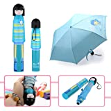 Katoot@ Girls Women Japanese Doll red wine bottle umbrella foldable rain sun umbrellas rain women