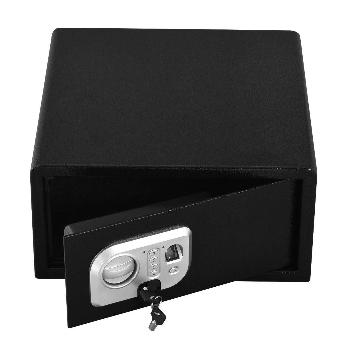 15.7'' Biometric Fingerprint Digital Electronic Gun Safe Keypad Lock Security by Storend