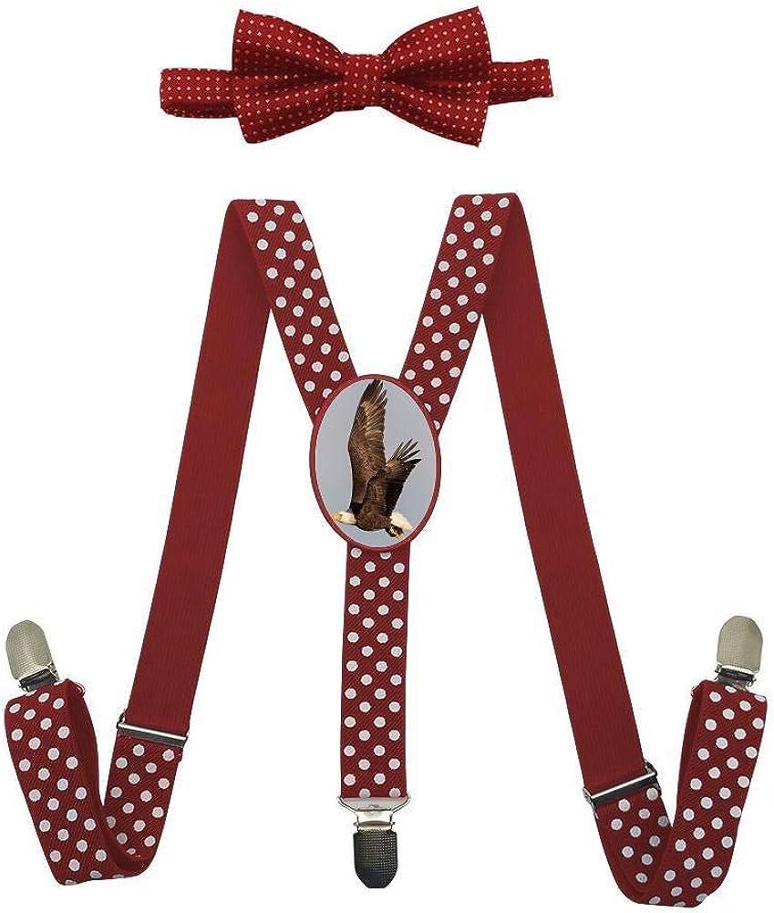 Flying Eagle Childrens Fashion Adjustable Y-Type Suspension Belt Suit