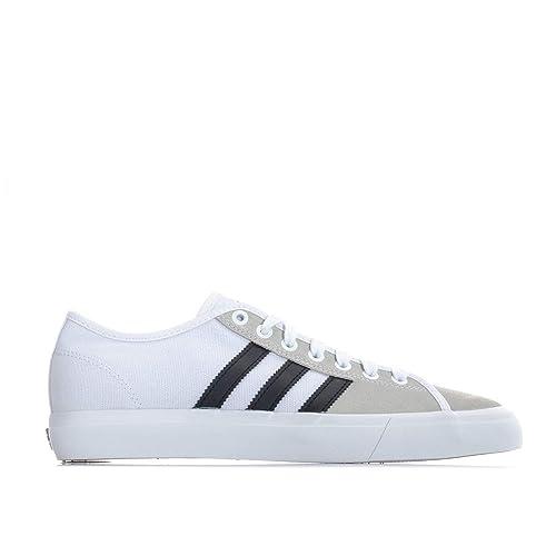 best cheap 8374c 113ae adidas Scarpe Matchcourt RX Bianco Nero Grigio Formato  45 1 3  Amazon.it   Scarpe e borse