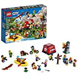LEGO City People Pack - Outdoors Adventures 60202 Building Kit (164 Piece)