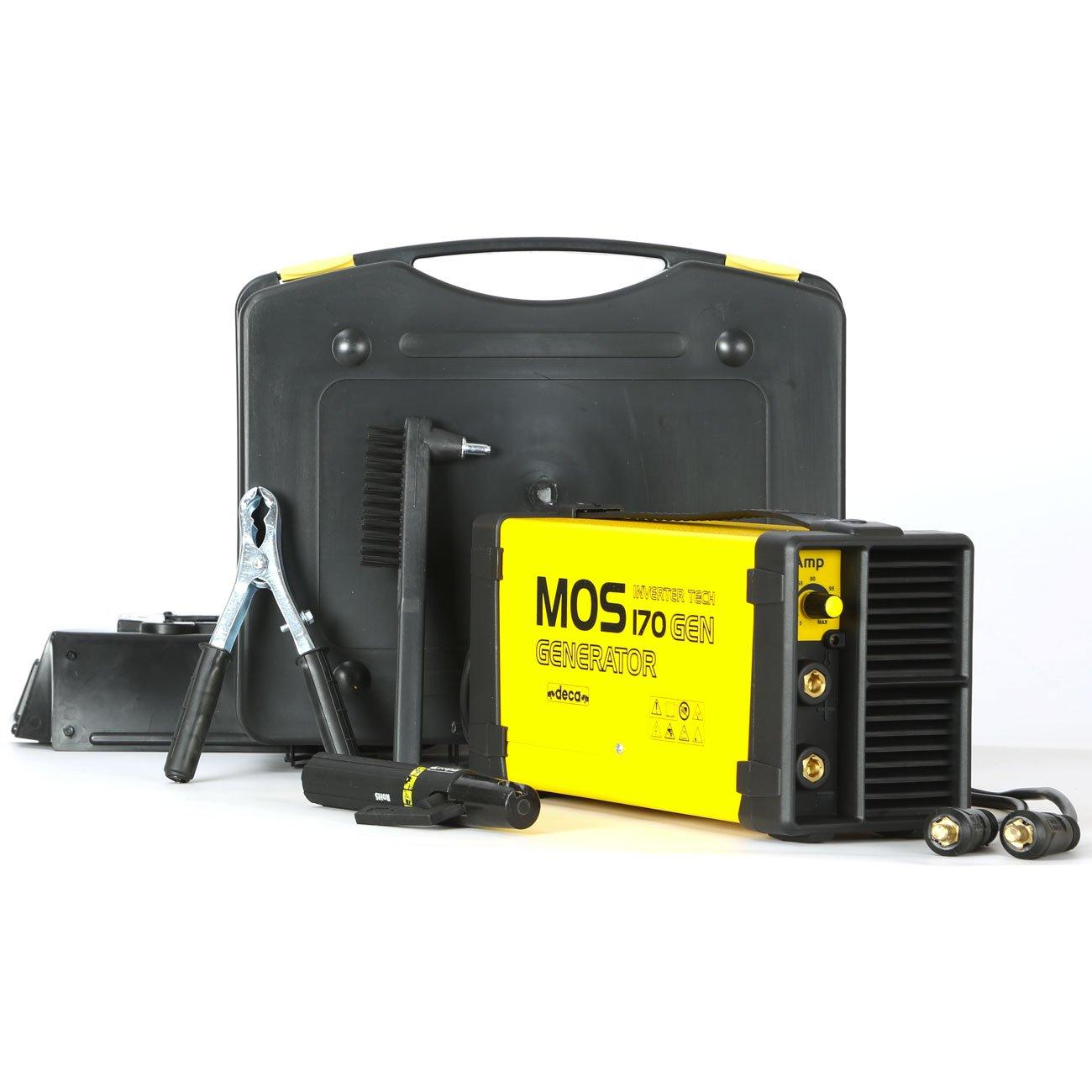 Saldatrice inverter DECA MOS 170 GEN: Amazon.es: Bricolaje y herramientas