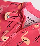 """Little and Baby girls Footed """"Flamingo"""" Pajamas"""