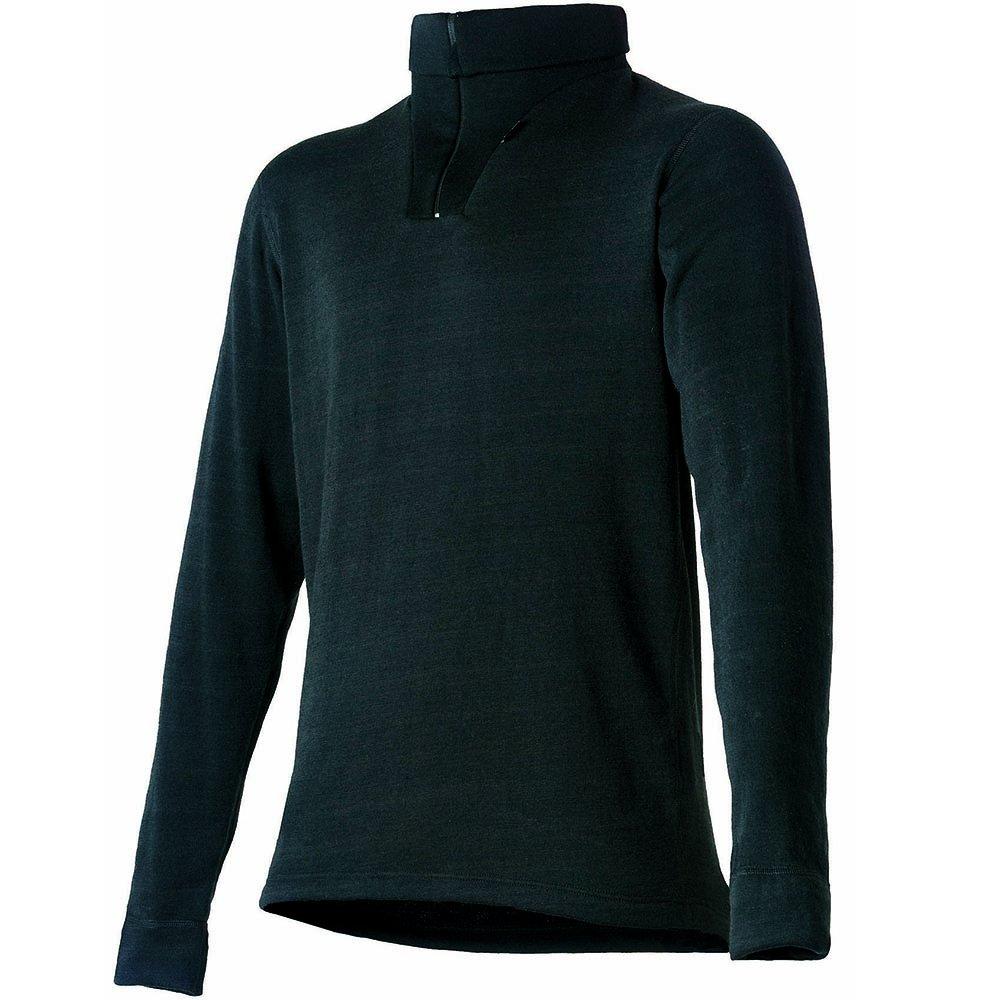 Helly Hansen Langarm-Poloshirt Ribe, 1 Stück, 4XL, schwarz, 75031_990-4XL