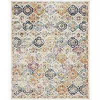 Safavieh Madison Collection MAD611B Bohemian Chic Vintage Distressed Area Rug, 8
