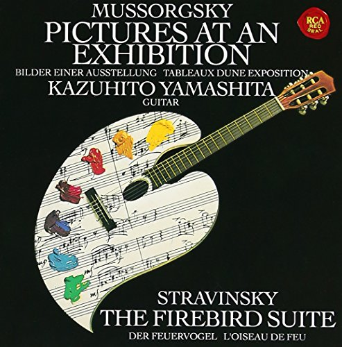 PICTURES AT EXHIBITION FIREBIRD remaster