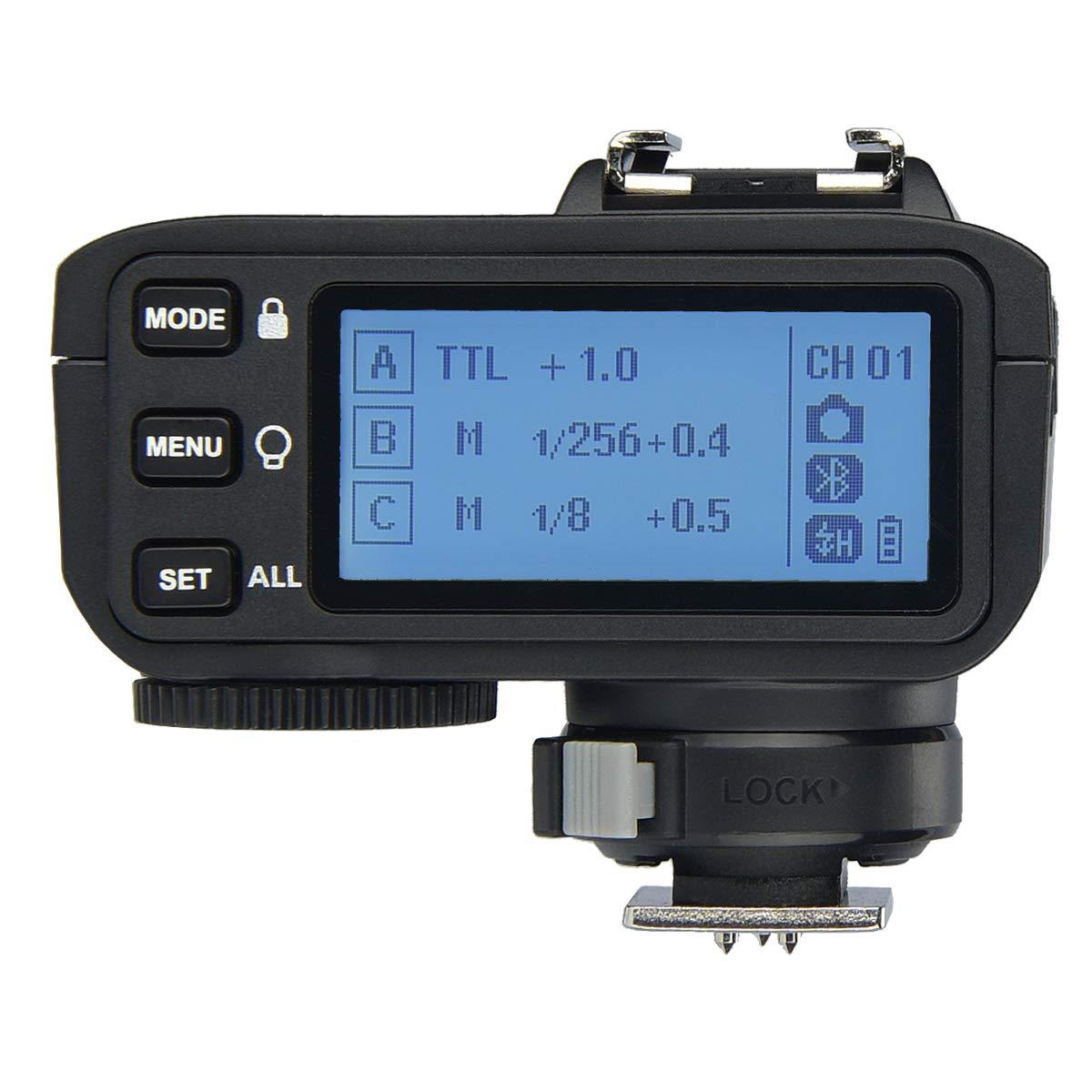 Godox X2T-S TTL Wireless Flash Trigger 1/8000s HSS TTL, Phone APP Adjustment, Compatible Sony (X2T-S) by Godox (Image #4)