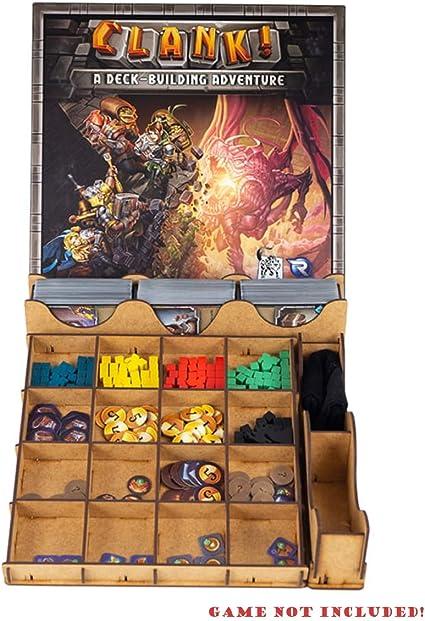 docsmagic.de Organizer Insert for Clank! Box - Encarte: Amazon.es: Juguetes y juegos