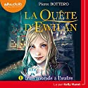 D'un monde à l'autre (La Quête d'Ewilan 1) Audiobook by Pierre Bottero Narrated by Kelly Marot