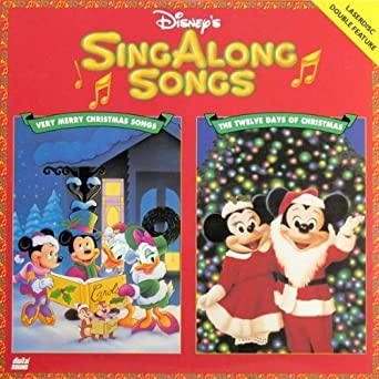 12 Days Of Christmas Song.Amazon Com Sing Along Songs Very Merry Christmas Songs