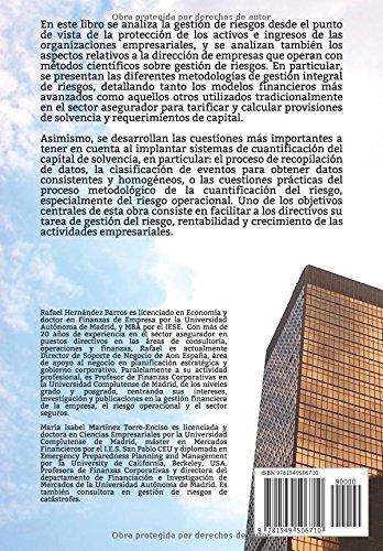 Amazon.com: Gestión del riesgo y fundamentos prácticos de solvencia: Del riesgo operacional al capital (Finanzas) (Spanish Edition) (9781549506710): Rafael ...