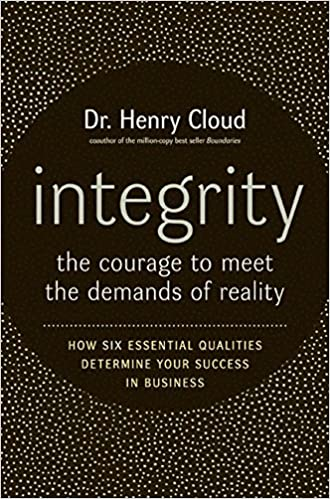 Read online Integrity: The Courage to Meet the Demands of Reality PDF
