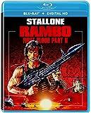 Rambo: First Blood Part 2 [Blu-ray + Digital HD]