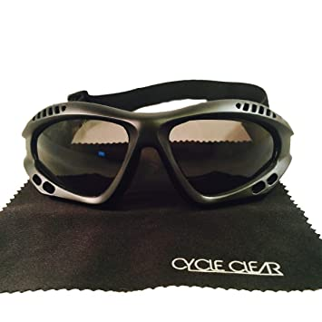 Amazon Com Motorcycle Goggles For Men Windproof For Tear Free