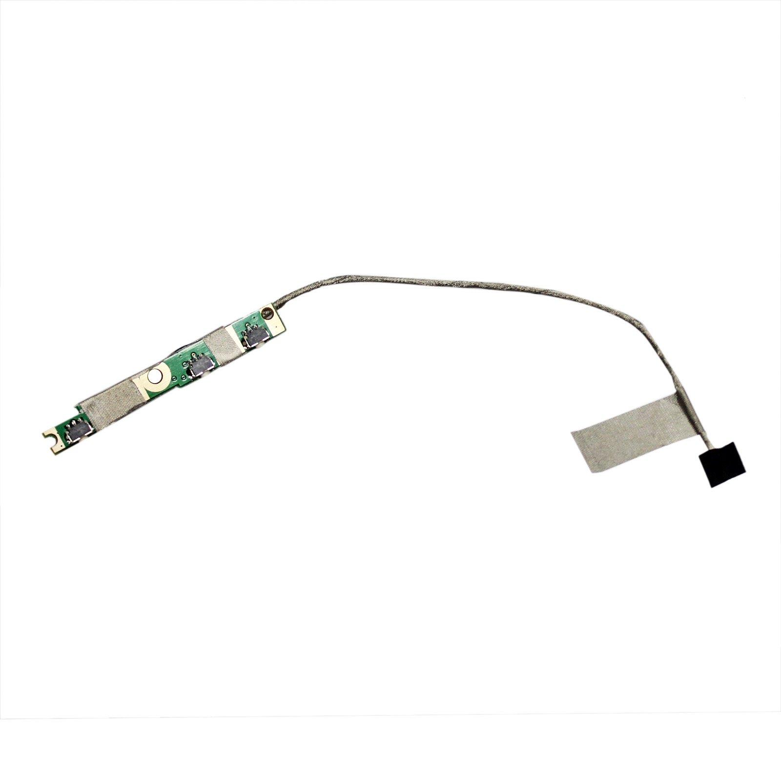Zahara Power Volume Button Replacement for Dell Inspiron 17 7779 P30E001 85GTT 085GTT 450.07Y03.0012