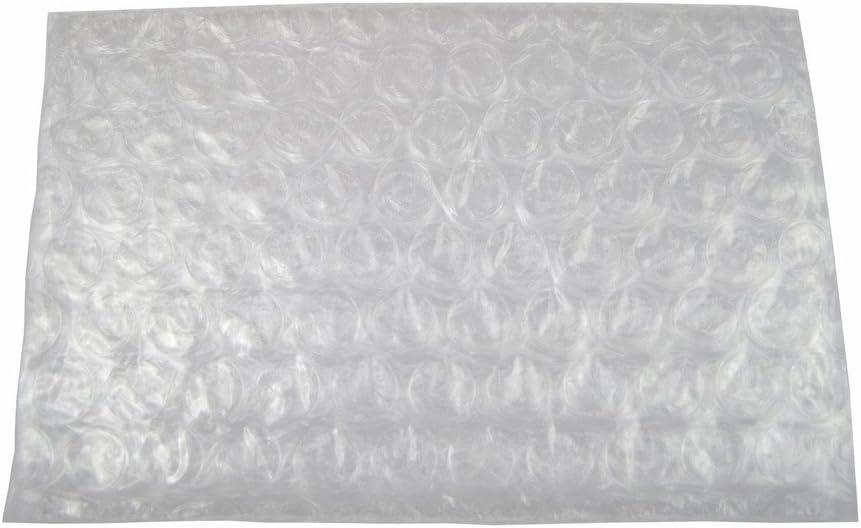 L 50 St/ück x 75-295mm XSY Transparente Luftpolsterbeutel Luftpolsterfolie Beutel Verpackt Plastik Bubble Taschen 65-190mm W Multi Gr/ö/ßen 105 x 155mm