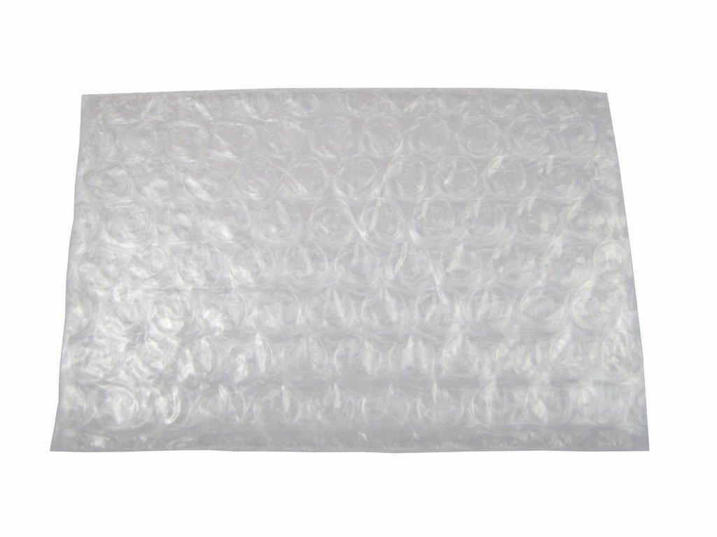 XSY Transparente Luftpolsterbeutel Luftpolsterfolie Beutel Verpackt Plastik Bubble Taschen 65 - 190mm (W) x 75 - 295mm (L) Multi Grö ß en 150 x 200mm - 50 Stü ck