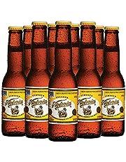 Cerveza Victoria cuartito 12 botellas de 210ml