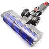 EZ SPARES EASY LIFE Replacement for DYS V7 V8 V10 V11 Brush Attachment,Motorized Brush Floor, Motor Head,Velvety Drum…