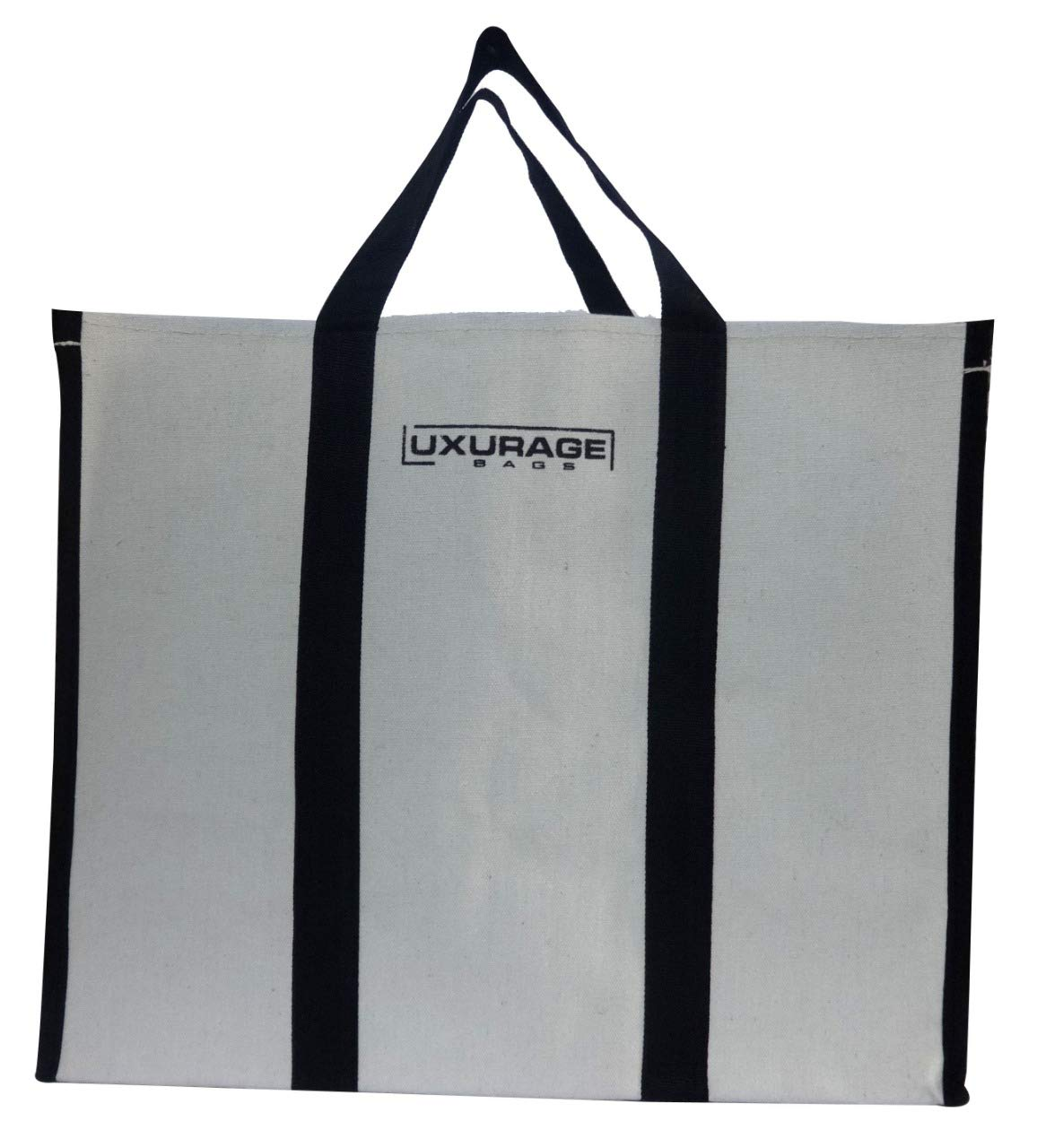Luxurage Eco Cotton Canvas Shopping Grocery Jhola Bag Pack
