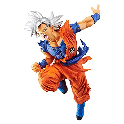 Banpresto 39185 Dragon Ball Heroes Transcendence Art Vol.4 Ultra Instinct Goku Figure: Toys & Games