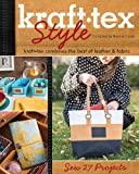 kraft-tex Style: kraft-tex Combines the Best of Leather & Fabric - Sew 27 Projects