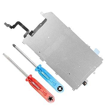 MMOBIEL LCD Placa Trasera de protección térmica Compatible con ...