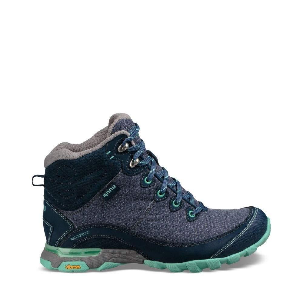 Ahnu Women's W Sugarpine II Waterproof Hiking Boot, Insignia Blue, 6 Medium US by Ahnu