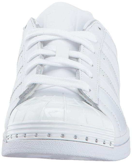 finest selection 8d6e9 1d604 Amazon.com   adidas Originals Women s Superstar Metal Toe W Skate Shoe  Running   Fashion Sneakers