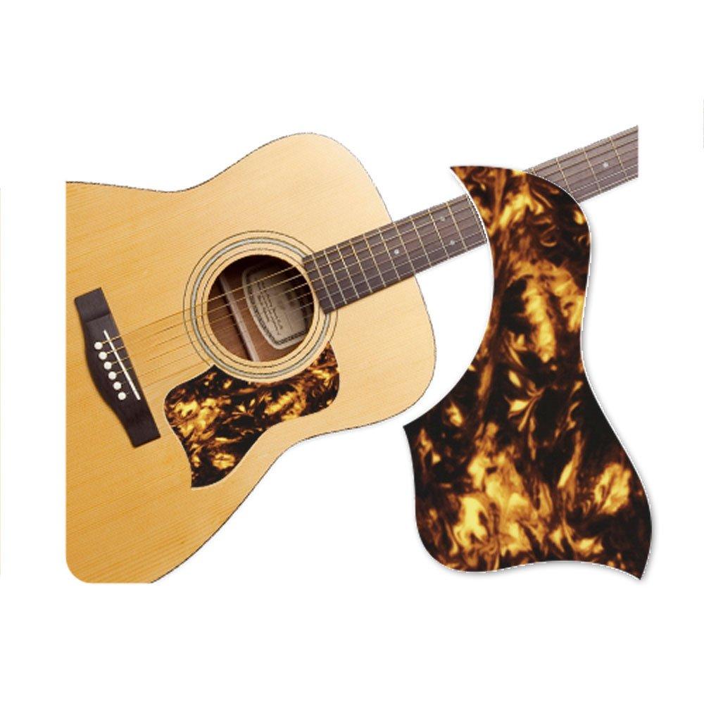 Healingshield Premium Acoustic Guitar Pickguard Style Type Marbling-B
