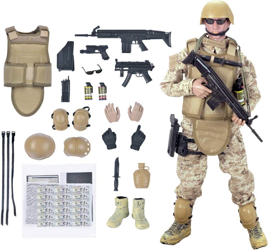 1//6 Scale Smoke Grenade Lot #1