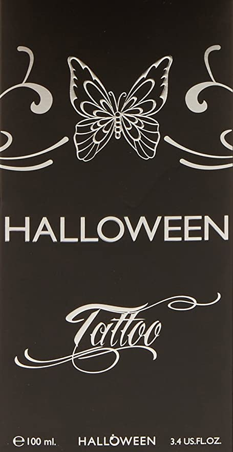 Jesus del Pozo Halloween Tattoo Agua de Colonia - 100 ml: Amazon ...