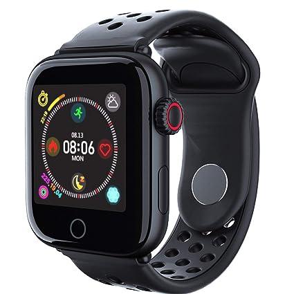 Amazon.com: ZODRQ Bluetooth Smartwatch, rastreador de ...