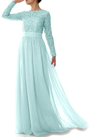 MACloth Women 3/4 Sleeve Lace Short Mother of Bride Dress Formal Evening Gown (38, Rojo)