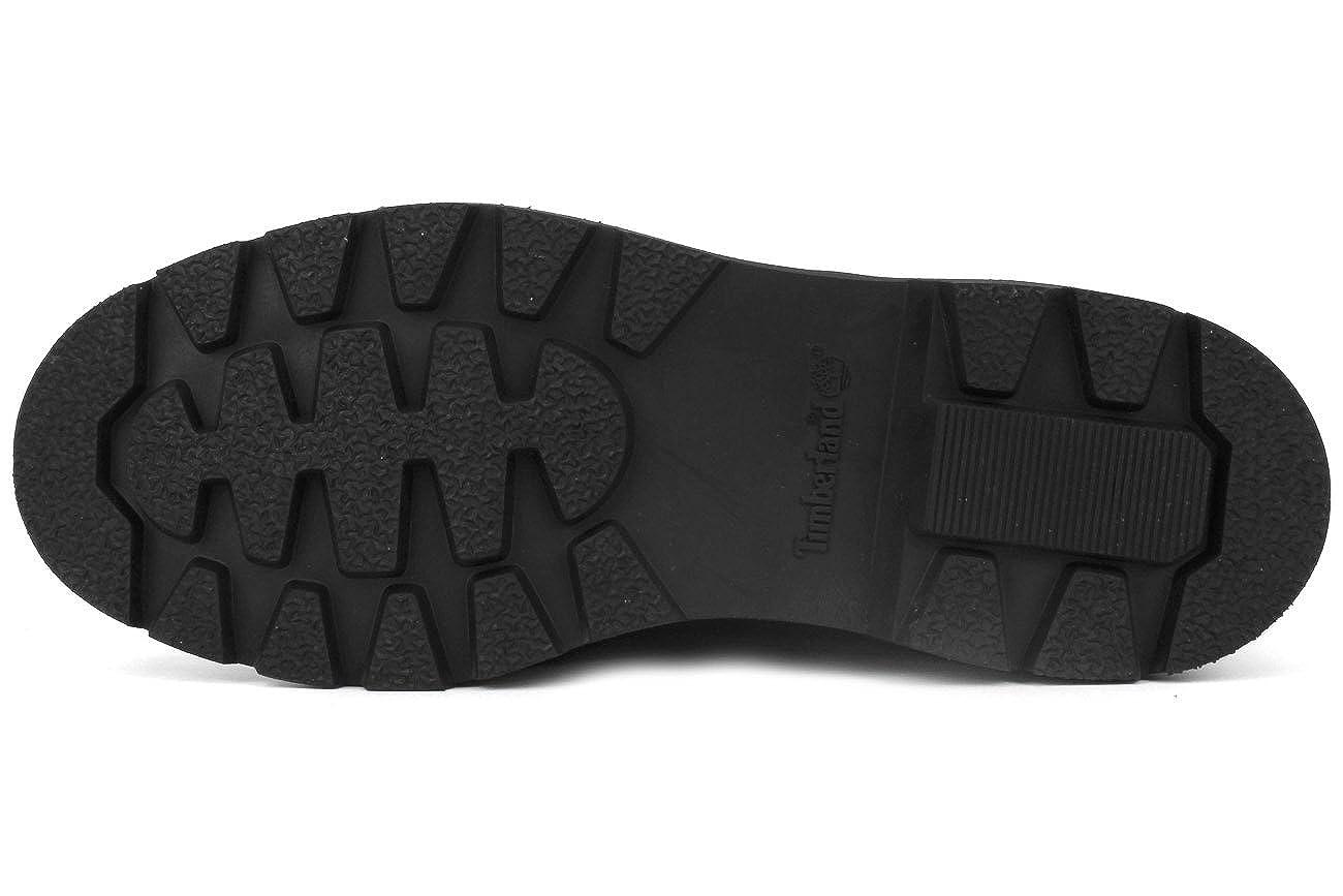 7.5 Black Timberland 6 Inch Basic Mens Footwear Style # 10042