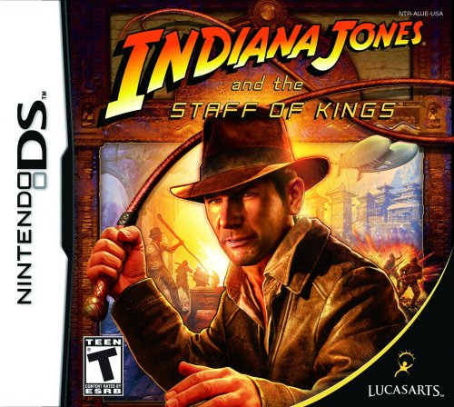 Indiana Jones: Staff Of Kings - Nintendo - Mall Outlet South Premium