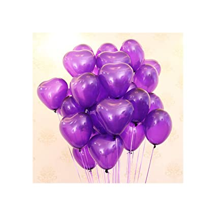 Amazon Com 5pcs Heart Balloons Birthday Party Decorations