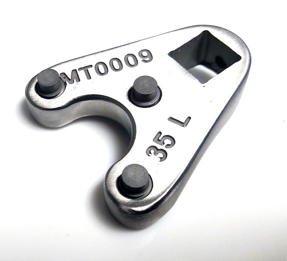Marine Pin Wrench AMT0009-35mm x 6mm by Marine Tech Tools (Image #2)
