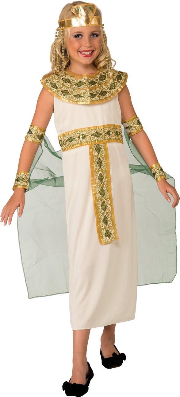 Amazon.com: Rubies: Disfraz de Cleopatra, S, Azul: Toys ...