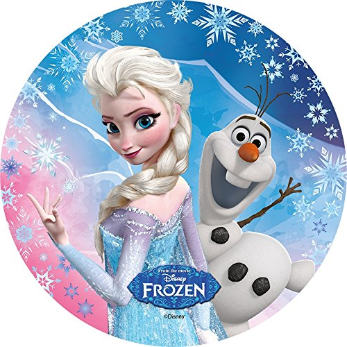 Tortenaufleger Frozen C
