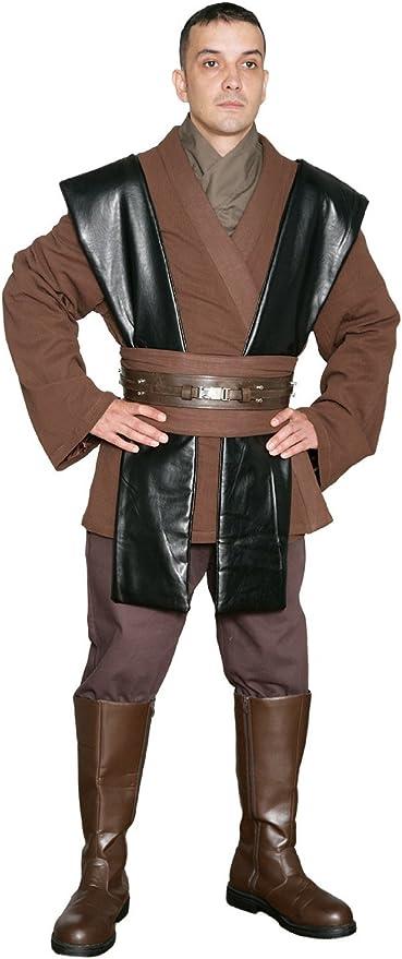Amazon.com: jedi-robe Hombres Juego de Star Wars Anakin ...