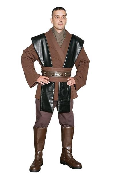 Amazon.com: jedi-robe Hombre Juego de Star Wars Anakin ...