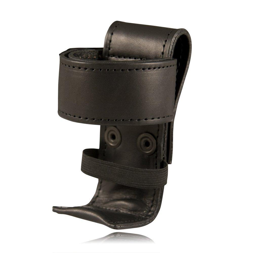 Boston Leather 5486-1 4 Deluxe Adjustable Radio Holder, Black