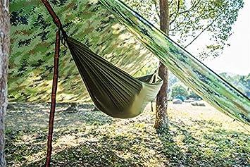 3 x 3 m jard/ín Gocher Toldo Impermeable de 3 x 3 m para Tienda de campa/ña de Playa Ultraligera para Camping 10 pies x 10 pies para Patio Barbacoa y Picnic