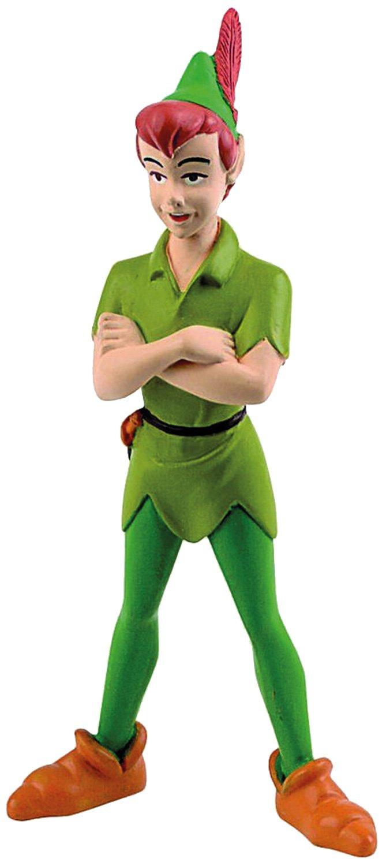 amazon com bullyland peter pan action figure toys games