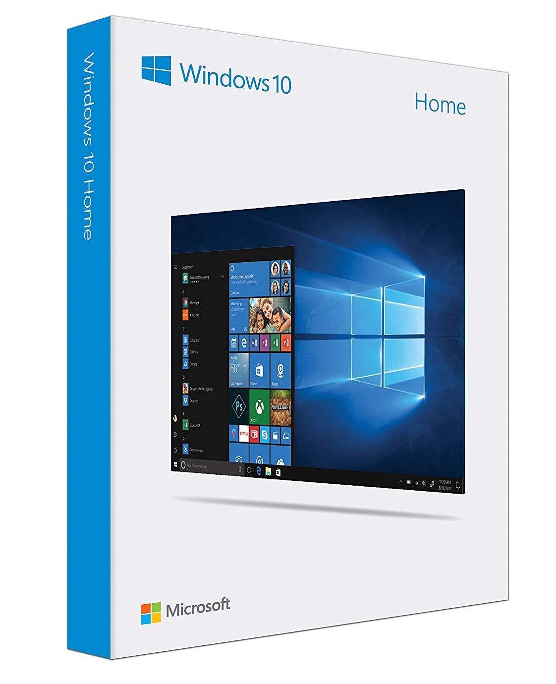 Windows 10 Home English USB,Sealed Box