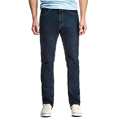 CCS Banks Slim Straight Fit Men's Jeans with Comfort Stretch at Men's Clothing store