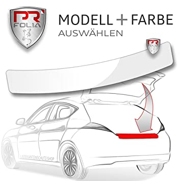 ab 2016 Ladekantenschutz Lackschutzfolie transparent Renault Talisman Limousine
